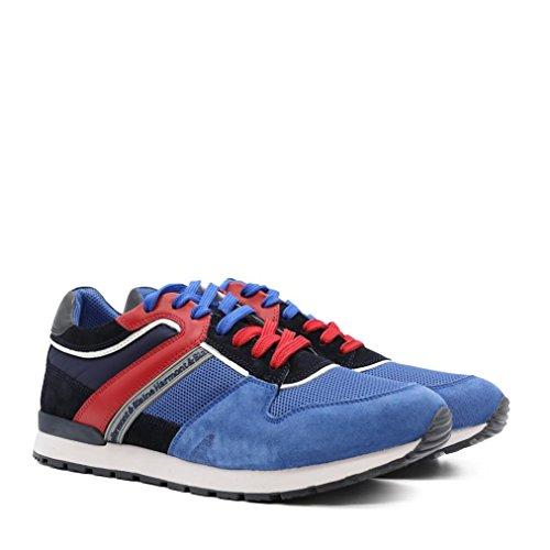 Harmont & Blaine Art. E1095652 - Sneakers Uomo - P/E 2018 - SCONTATE Azzurro
