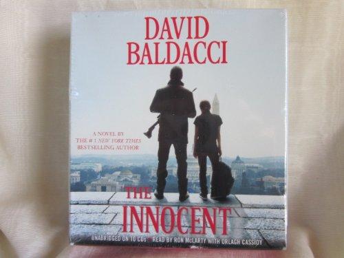 The Innocent by David Baldacci Unabridged CD Audiobook (Total Control David Baldacci compare prices)
