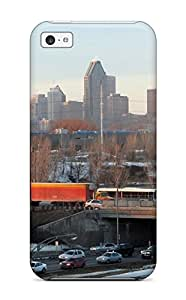 New Style Iphone 5c Case Slim [ultra Fit] Reflections Urbainesverdun Protective Case Cover