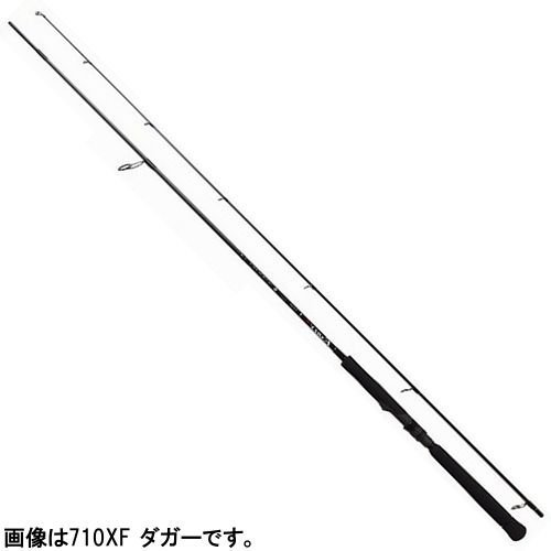ヤマガブランクス(YAMAGA Blanks) EARLY Plus 710XF ダガーの商品画像
