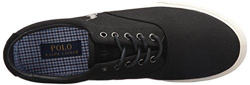 Polo Ralph Lauren Mens Vaughn-sk Sneaker Polo Nera