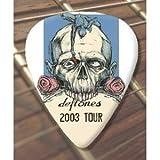 Printed Picks Company Deftones Tour 2003 Premium Guitar Pick x 5 Medium