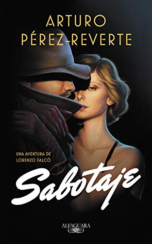 Sabotaje (Serie Falcó) (Spanish Edition)