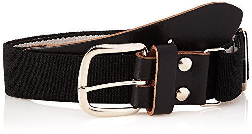 Wilson Sporting Goods Youth Elastic Baseball Belt, 18-22-Inch, Black -