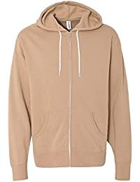 Unisex Hooded Full-Zip Sweatshirt - AFX90UNZ