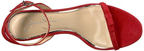 Slipper Purella Simpson Women's Heeled Jessica Ruby Sandal fgB0wpq6