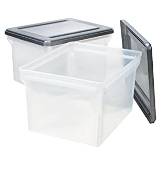 iris file n stack file box 2 pack boxes stack office file