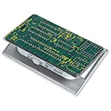 ComputerGear Recycled Computer Circuit Board Business Card Case Holder