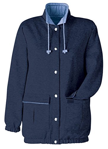 Navy All Weather Coat - 7