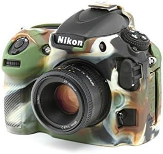 Easycover ECND810C - Funda de silicona para Nikon D810, color ...
