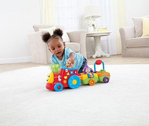 Fisher-Price Laugh & Learn Smart Stages Puppy's Smart Train by Fisher-Price (Image #2)