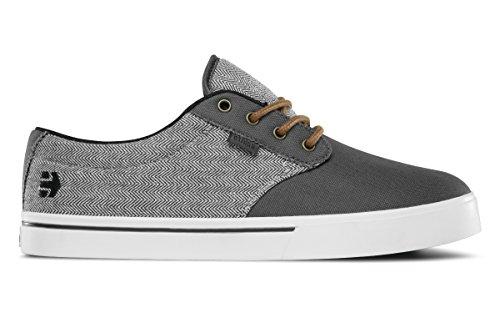 Etnies Men's Jameson 2 Eco Skateboarding Shoe, Dark Grey/Black/White, 8.5 M US by Etnies