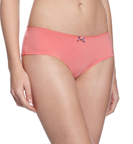 Cleo by Panache Women's Neve Brief, Coral, (12) Medium