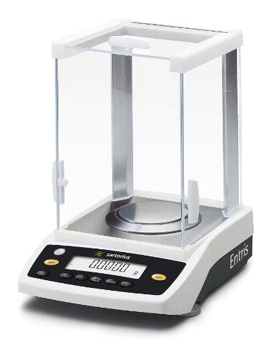 Sartorius ENTRIS124-1S Analytical Balance 120g x 0.1mg, External Calibration