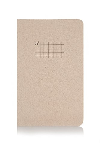 Notebook Journal Gridded Squares Premium