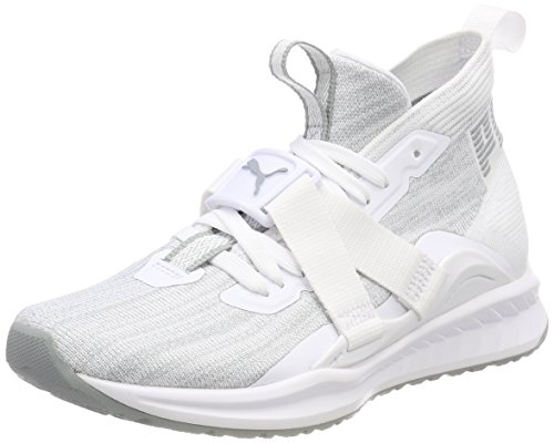 Puma Ignite Evoknit 2 Wn's, Scape per Sport Outdoor Donna Bianco (Puma White-quarry)