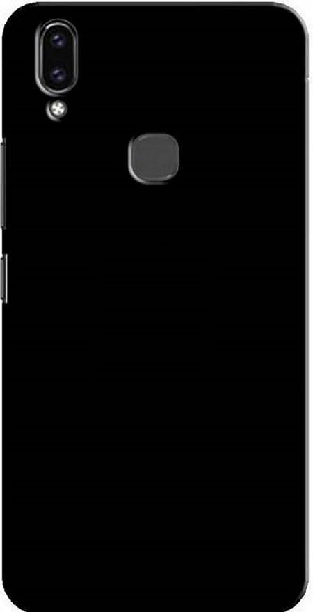 sale retailer 92d7f 6ddda DIFAL CASE VIVO V9 Back Cover (Black Cherry)