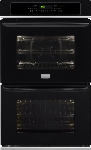 Frigidaire FGET2765PBGallery Black Electric Double