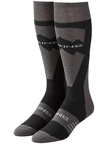 Socks Dakine Mens - DAKINE Men's Summit Sock (M/L - Black)