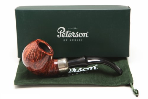 Peterson Standard Smooth 302 Tobacco Pipe Fishtail by Peterson