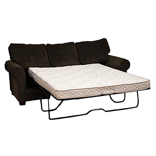 classic brands innerspring replacement sofa bed 5inch mattress full