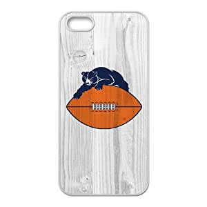 Chicago Bears iPhone 4 4s Cell Phone Case White 218y3-159850