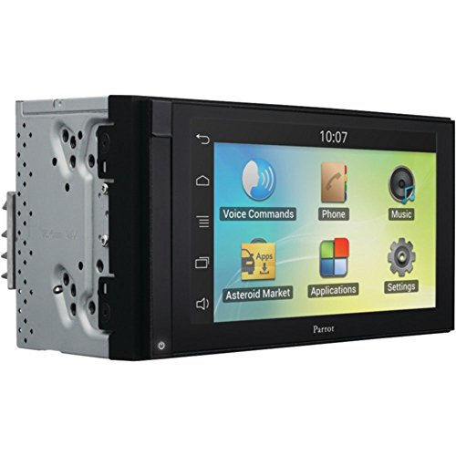 PARROT PF370008 6.2 Double-DIN In-Dash Parrot ASTEROID(R) Smart Receiver Car Accessories