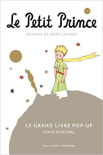 Le Petit Prince: Le Grand Livre pop-up