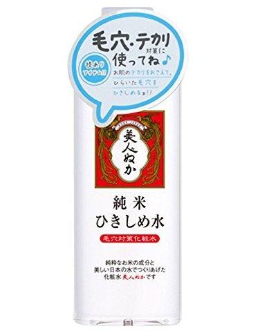 純米ひきしめ水 190ml × 24個セット B072DVKD6V  24個