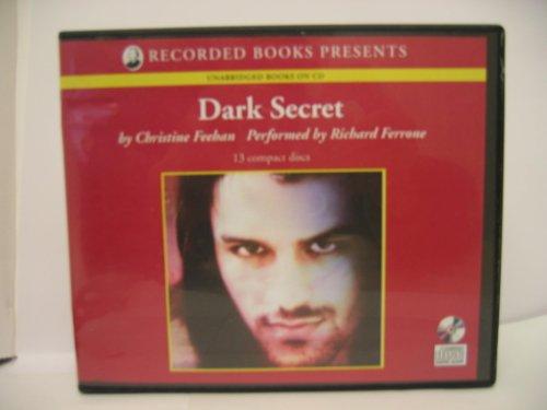 Dark Secret by Christine Feehan Unabridged CD Audiobook (The Dark Series (Dark Carpathian Series), Book 15 of the Dark Series (Dark Carpathian Series))