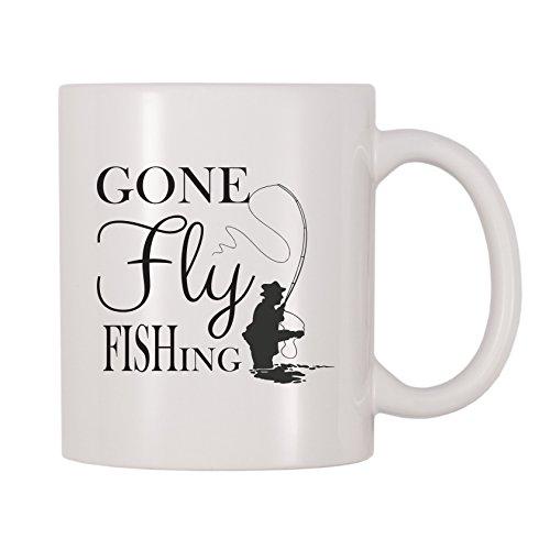 4 All Times Gone Fly Fishing Coffee Mug (11 oz)