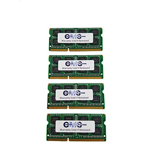 32Gb (4X8Gb) Ram Memory Compatible with Apple Imac Core I5 3.2 27-Inch (Late 2013) Me088Ll/A By CMS (A6)