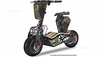 LEM MOTOR Scooter o patinete eléctrico m.a.d 1900 W Verde ...