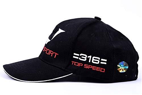 V8 CAP Baseball Cap Black 2019 Motorsport Tuning Performance Cabrio for men
