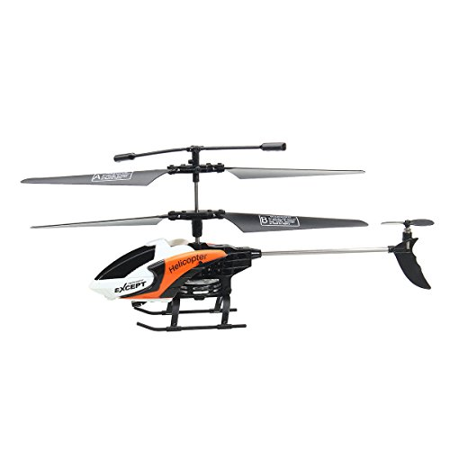 Mini Helicopter,REALACC FQ777-610 3.5CH Mini Helicopter RC Remote Control Helicopter With Gyro RTF Best Choice for Beginner Remote Control Toy