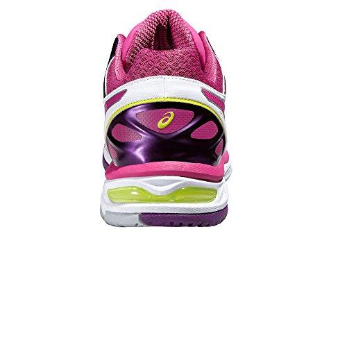 Asics Gel-Netburner 18 (D), Women's Multisport Indoor Shoes Pink