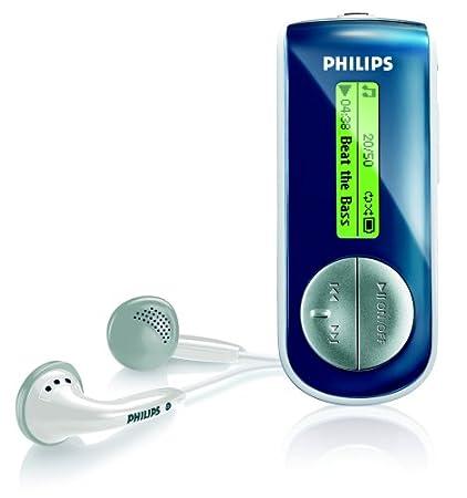 Philips SA4111/37B MP3 Player Driver