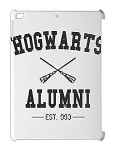 Hogwarts Alumni Funny Slogan iPad air plastic case