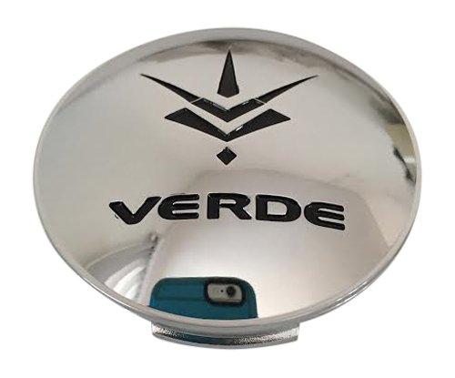 -V37-C Chrome Snap In Center Cap ()