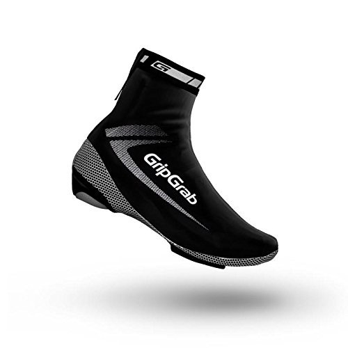 GripGrab Raceaqua M2003 Overshoes Black black Size:L by GripGrab from GripGrab