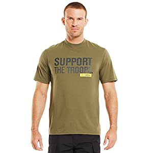 Under Armour 12337754652X Freedom Support I Will Tee-Shirt 2X