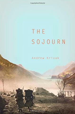 book cover of The Sojourn