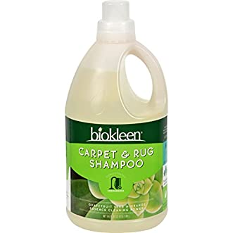 Biokleen Carpet & Rug Shampoo 64 Fz