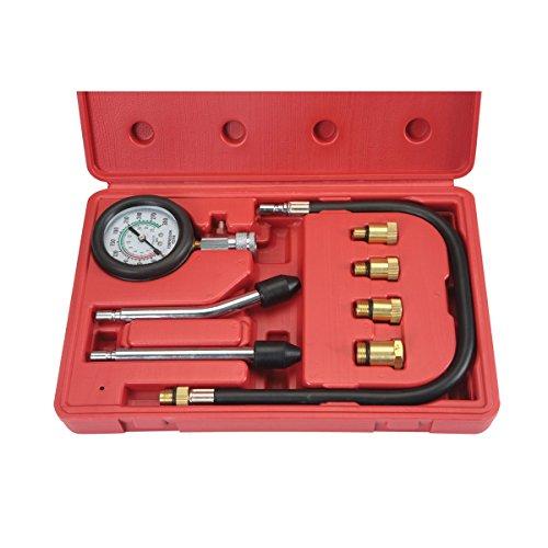 - PMD Products Compression Gauge Test Set for Engine Cylinders Diagnostic Tester