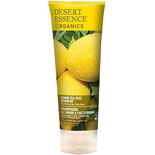 Desert Essence - Org Lemon TeaTree Shampoo   237ml