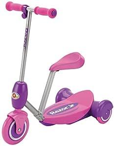 Razor Lil E Seated - Escúter eléctrico para niños, Talla S