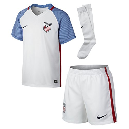Nike U.S.A Home Minit Kit Set Copa America Centenario 2016 (XS)