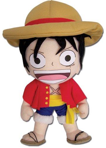 One Piece Luffy Plush 8