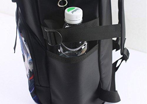 rare Schultertasche Tasche Shoulder Bag Rucksack reisetaschen Feuer Waffe FATE Gintama Tokyo Ghoul One piece Attack On Titan Fairy Tail new