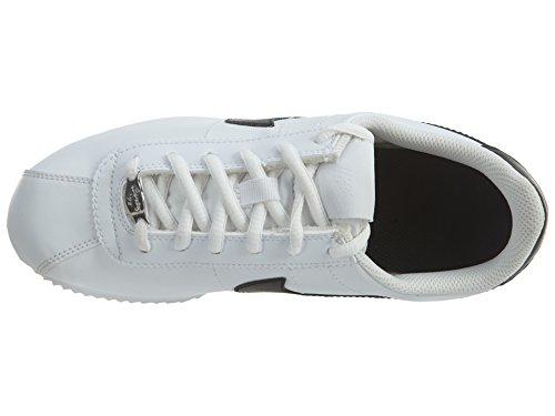 Nike Cortez Basic SL (GS), Zapatillas de Trail Running Para Niños Blanco (White/Black 102)